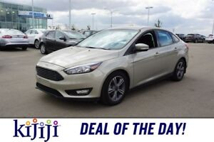2016 Ford Focus SE 1.0L ECOBOOST Accident Free,  Heated Seats,
