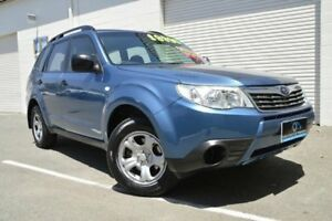 2009 Subaru Forester S3 MY09 X AWD Blue 5 Speed Manual Wagon