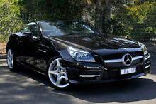 2015 Mercedes-Benz SLK250  Black Sports Automatic Roadster Doncaster Manningham Area Preview