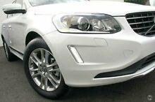2014 Volvo XC60 DZ MY14 T6 GEARTRONIC AWD LUXURY Ice White 6 Speed Sports Automatic Wagon Glen Iris Boroondara Area Preview