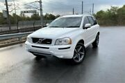 2014 Volvo XC90 P28 MY14 D5 Geartronic R-Design White 6 Speed Sports Automatic Wagon Darra Brisbane South West Preview
