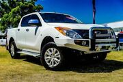 2015 Mazda BT-50 UP0YF1 GT White 6 Speed Sports Automatic Utility Wangara Wanneroo Area Preview