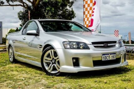 2009 Holden Ute VE MY09.5 SS Silver 6 Speed Manual Utility Wangara Wanneroo Area Preview