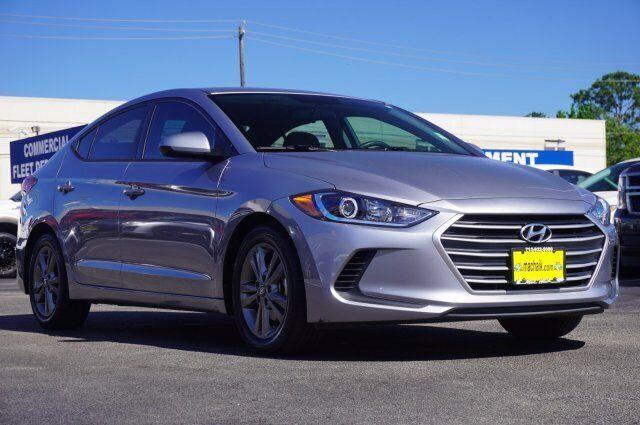 Owner 2017 Hyundai Elantra Se 33092 Miles Shale Gray Metallic 4dr Car Regular Unleaded