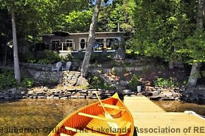 Gorgeous  Lakefront Cottage DISCOUNTED for week of August 7-14