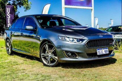Ford Falcon Fg X Xr Turbo Grey  Speed Manual Sedan