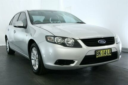 2011 Ford Falcon FG XT Silver 6 Speed Sports Automatic Sedan Maryville Newcastle Area Preview