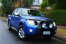 2013 Nissan Navara D40 S5 MY12 ST-X 550 Blue 7 Speed Sports Automatic Utility Thorngate Prospect Area Preview
