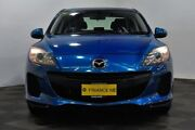2012 Mazda 3 BL10F2 Neo Activematic Blue 5 Speed Sports Automatic Sedan Edgewater Joondalup Area Preview