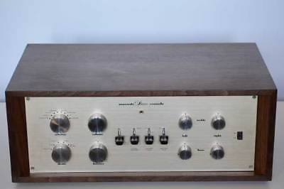 Marantz Model7 #7 Rare Initial model Control  Vintage Amplifier Audio System Amp