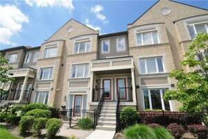 3 Bed / 3 Bath Stacked Townhse | Central Erin Mills