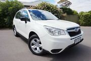 2014 Subaru Forester S4 MY14 2.5i Lineartronic AWD White 6 Speed Constant Variable Wagon Glenelg South Holdfast Bay Preview