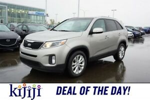 2015 Kia Sorento AWD EX V6 Accident Free,  Leather,  Heated Seat