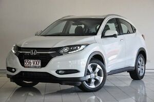 2015 Honda HR-V MY15 VTi-S White 1 Speed Constant Variable Hatchback Southport Gold Coast City Preview