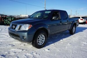 2014 Nissan Frontier 4X4 CREWCAB SV Accident Free,  Bluetooth,