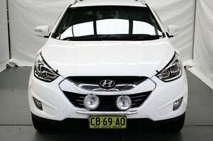 2014 Hyundai ix35 LM3 MY14 Elite AWD White 6 Speed Sports Automatic Wagon Maryville Newcastle Area Preview