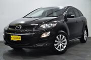 2010 Mazda CX-7 ER10L2 Classic Activematic Black 5 Speed Sports Automatic Wagon Edgewater Joondalup Area Preview