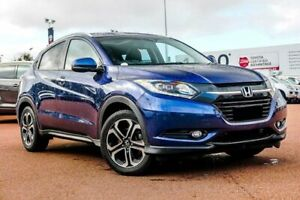 2015 Honda HR-V MY15 VTi-L Blue 1 Speed Constant Variable Hatchback Balcatta Stirling Area Preview