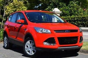 2015 Ford Kuga TF MY16 Ambiente AWD Red 6 Speed Sports Automatic Wagon Thorngate Prospect Area Preview
