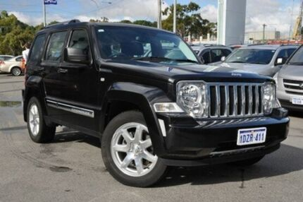 2012 Jeep Cherokee KK MY12 Limited Bk 5 Speed Automatic Wagon Myaree Melville Area Preview