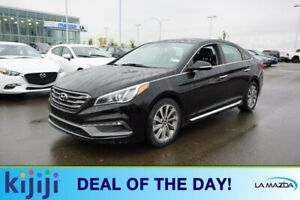 2015 Hyundai Sonata SPORT Leather,  Heated Seats,  Panoramic Roo