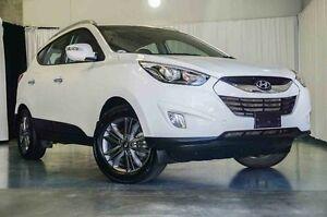2013 Hyundai ix35 LM3 Elite White 6 Speed Sports Automatic Wagon Wangara Wanneroo Area Preview