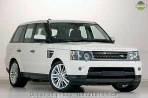 2009 Land Rover Range Rover Sport L320 10MY TDV6 Blue 6 Speed Sports Automatic Wagon Osborne Park Stirling Area Preview