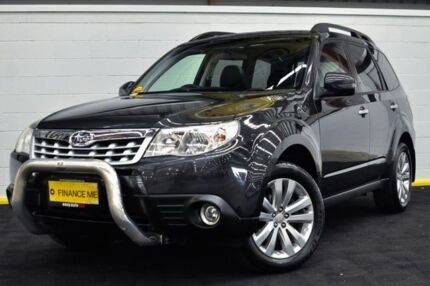 2011 Subaru Forester S3 MY11 XS AWD Premium Grey 4 Speed Sports Automatic Wagon Canning Vale Canning Area Preview