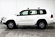 2012 Toyota Landcruiser VDJ200R MY10 GXL Glacier White 6 Speed Sports Automatic Wagon Welshpool Canning Area Preview