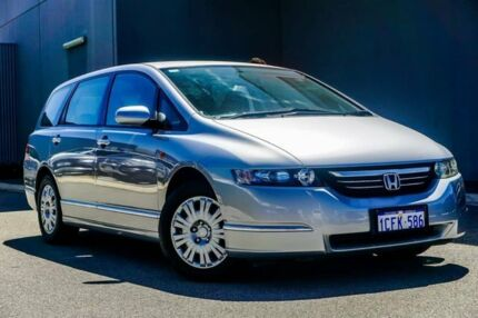 2006 Honda Odyssey 3rd Gen Silver 5 Speed Sports Automatic Wagon Osborne Park Stirling Area Preview