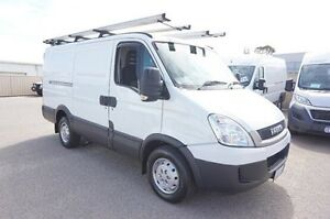 2012 Iveco ECODAILY White Van 4x2 Pearsall Wanneroo Area Preview