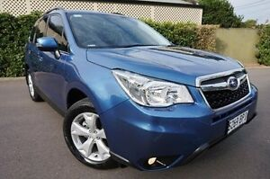 2014 Subaru Forester S4 MY14 2.5i-L Lineartronic AWD Blue 6 Speed Constant Variable Wagon Glenelg East Holdfast Bay Preview