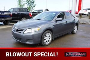 2010 Toyota Camry LE A/C,