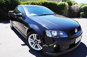 2009 Holden Ute VE MY09.5 SV6 Black 6 Speed Manual Utility Glenelg East Holdfast Bay Preview