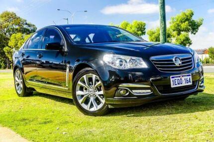 2014 Holden Calais VF MY15 Black 6 Speed Sports Automatic Sedan Wangara Wanneroo Area Preview
