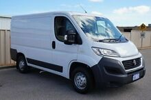 2015 Fiat Ducato Series 4 Low Roof SWB White 6 Speed Manual Van Pearsall Wanneroo Area Preview