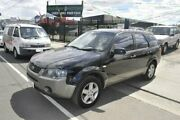 2004 Ford Territory SX TS (RWD) Black 4 Speed Auto Seq Sportshift Wagon Hoppers Crossing Wyndham Area Preview