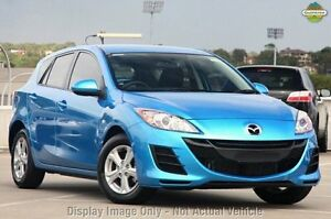 2010 Mazda 3 BL10F1 Maxx Grey 6 Speed Manual Hatchback Osborne Park Stirling Area Preview