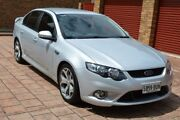 2010 Ford Falcon FG XR6 50th Anniversary Silver 6 Speed Sports Automatic Sedan Norwood Norwood Area Preview