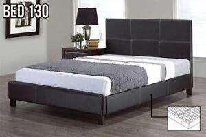 Upholstered Platform Beds -LOWEST MARK-UPS IN CALGARY! (Bed 130)