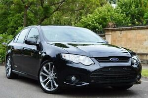2012 Ford Falcon FG MkII XR6 Limited Edition Black 6 Speed Sports Automatic Sedan Thorngate Prospect Area Preview