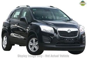 2016 Holden Trax TJ MY16 LS Carbon Flash Black 6 Speed Automatic Wagon West Perth Perth City Area Preview