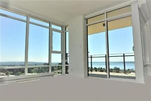 Stunning Ocean View High Rise 2bed/2bath Condo almost new