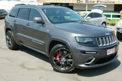 2015 Jeep Grand Cherokee WK MY15 SRT 8 (4x4) Grey 8 Speed Automatic Wagon