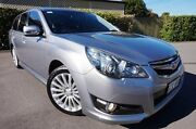 2010 Subaru Liberty B5 MY11 2.5i Sports Lineartronic AWD Premium Silver 6 Speed Constant Variable Glenelg East Holdfast Bay Preview
