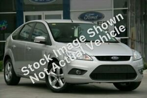 2010 Ford Focus LV LX Silver 4 Speed Sports Automatic Hatchback Stafford Brisbane North West Preview