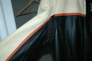 Ladies Leather Harley Davidson Riding Jacket One Of A Kind! London Ontario image 6