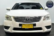 2011 Toyota Aurion GSV40R MY10 AT-X White 6 Speed Sports Automatic Sedan Edgewater Joondalup Area Preview