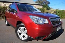 2013 Subaru Forester S4 MY14 2.5i Lineartronic AWD Red 6 Speed Constant Variable Wagon Glenelg East Holdfast Bay Preview