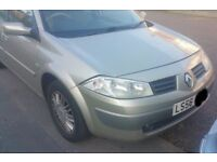 Renault Megane 1.6 Engine Breaking For Parts (2006)